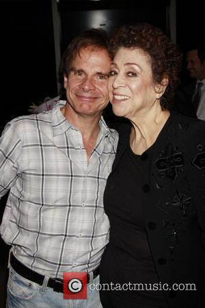 Peter Scolari and Liz Torres Opening night of the Off-Broadway production of 'It Must Be Him' at the Peter J....