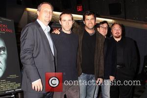 Michael Shannon, Werner Herzog and Willem Dafoe