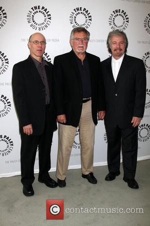 Barry Livingstone, Tom Considine, Stanley Livingstone at the My Three Sons PaleyFest: Rewind event held at the Paley Center for...