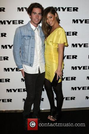 Erin McNaught and Nathan Jolliffe  The Myer department store holds its Spring/Summer 2010/2011 season collection launch at Carriageworks....