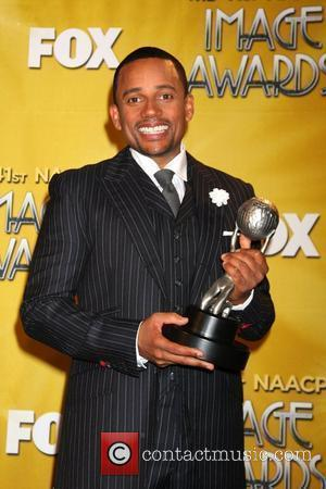 Hill Harper 41st NAACP Image Awards at the Shrine Auditorium - Press Room Los Angeles, California - 26.02.10