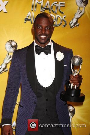 Lance Gross 41st NAACP Image Awards at the Shrine Auditorium - Press Room Los Angeles, California - 26.02.10