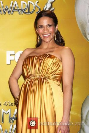 Paula Patton 41st NAACP Image Awards at the Shrine Auditorium - Press Room Los Angeles, California - 26.02.10