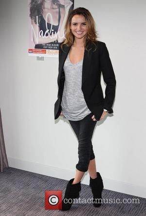 Nadine Coyle  at the launch of her new album Insatiable in Dublin. Dublin, Ireland - 04.11.10