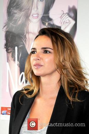 Nadine Coyle at the launch of her new album 'Insatiable' at the Gibson Hotel Dublin, Ireland - 05.11.10