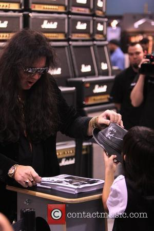 Yngwie Malmsteen NAMM 2011 'National Association of Music Merchants' Show - Day 3 Anaheim, California - 15.01.11
