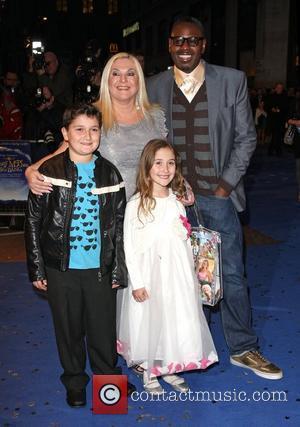 Vanessa Feltz, Ben Ofoedu and Family