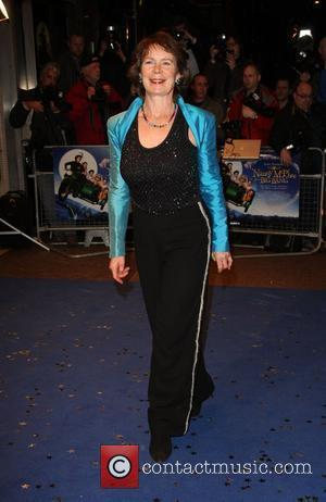 Celia Imrie 'Nanny McPhee And The Big Bang' UK film premiere held at the Odeon West End - Arrivals London,...