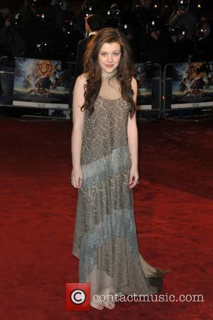 Georgie Henley and The Chronicles Of Narnia