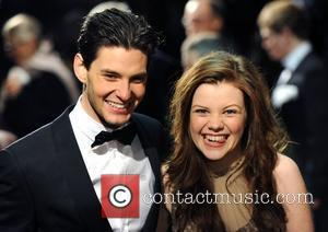 Georgie Henley and Ben Barnes Royal Film Performance 2010: The Chronicles Of Narnia: The Voyage Of The Dawn Treader held...