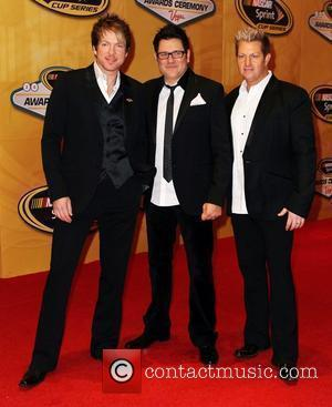 Rascal Flatts Nascar Sprint Cup Series Award Ceremony at Wynn Resort Casino  Las Vegas, Nevada - 03.12.10