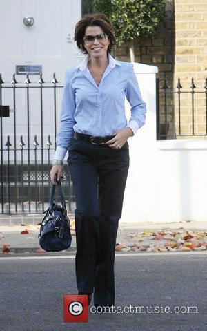 Natasha Kaplinsky Leaving her home London, England - 12.10.10
