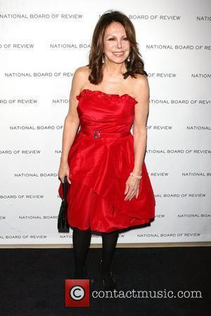 Marlo Thomas National Board of Review of Motion Pictures Awards gala at Cipriani 42nd Street - Arrivals New York City,...