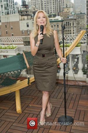 Kathie Lee Gifford 2010 National Hammock Day celebration held at Midtown Loft & Terrace New York City, USA - 21.07.10