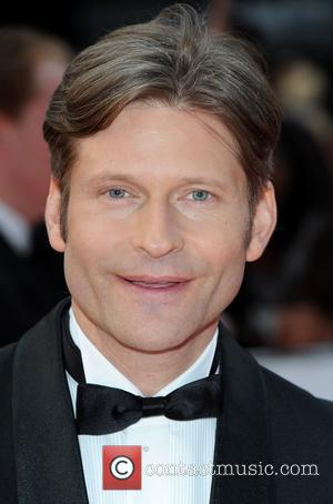 Crispin Glover National Movie Awards held at the Royal Festival Hall - arrivals. London, England - 26.05.10
