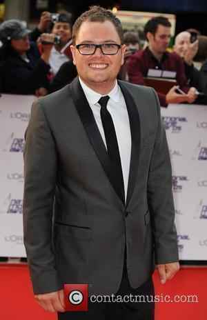 Alan Carr  The National Movie Awards at Royal Festival Hall - arrivals London, England - 26.05.10