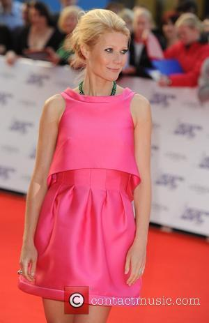 Gwyneth Paltrow The National Movie Awards at Royal Festival Hall - arrivals London, England - 26.05.10