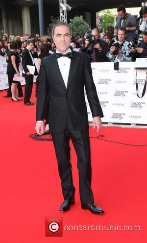 James Nesbitt National Movie Awards held at the Royal Festival Hall - arrivals. London, England - 26.05.10