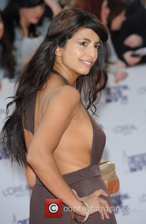 Konnie Huq National Movie Awards held at the Royal Festival Hall - arrivals. London, England - 26.05.10