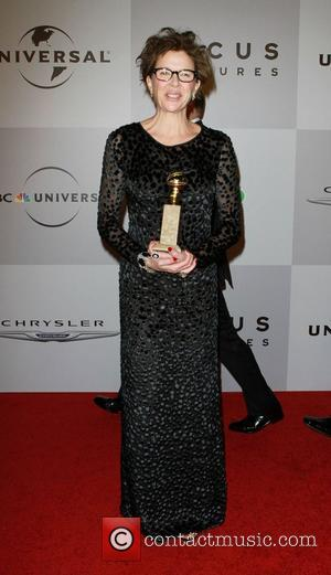 Annette Bening NBC Universal's 68th Annual Golden Globes After Party held at The Beverly Hilton hotel Beverly Hills, California -...
