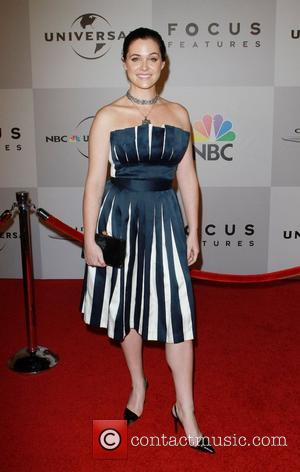 Christine Woods  NBC Universal's 68th Annual Golden Globes After Party held at The Beverly Hilton hotel Beverly Hills, California...