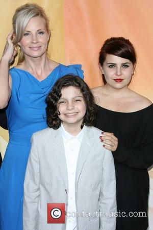 Monica Potter, Max Burkholder and Mae Whitman