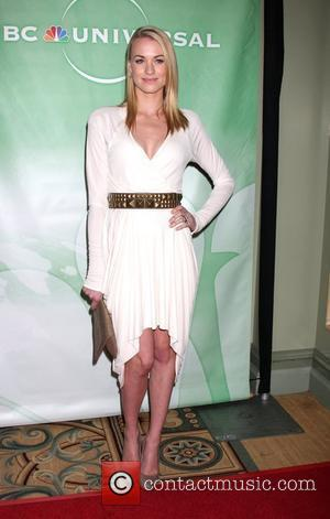 Yvonne Strahovski The NBC Universal Winter Press Tour cocktail party held at the Langham Huntington hotel Los Angeles, California -...