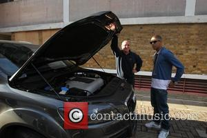 N Dubz - Richard Rawson aka 'Fazer'  calls out the RAC as he experiences problems with his Audi car...