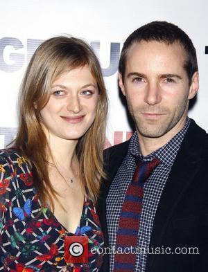 Marin Ireland and Alessandro Nivola The New Group 2010 Gala Benefit honouring Robyn Goodman' held at B.B. King Blues Club...