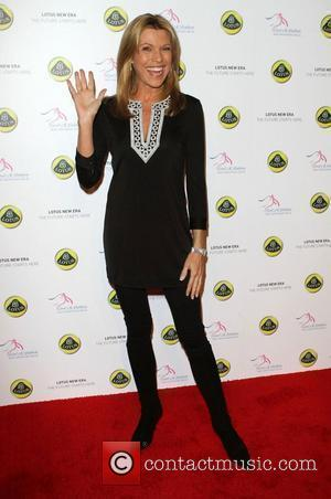 Vanna White U.S. Launch Event for New Lotus Cars held at a Private Residence Bel Air, California - 12.11.10
