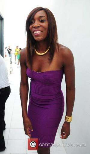 Venus Williams Launch of New Tide Plus Febreze Freshness Sport at at The Recreation Deck Miami, Florida - 05.02.10