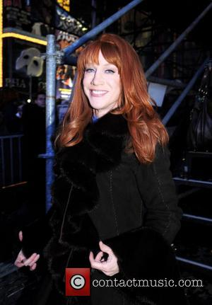 Kathy Griffin, Times Square