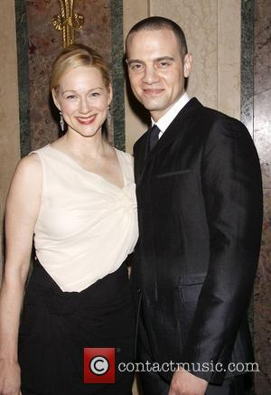 Laura Linney and Jordan Roth The 2010 New York Stage and Film Gala Honors held at The Plaza Hotel. New...