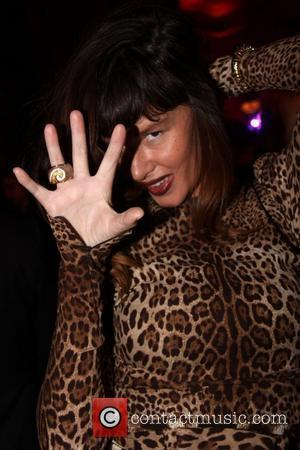 Paz de la Huerta 2010 New Yorkers For Children Fall Gala held at Cipriani 42nd Street - Inside New York...