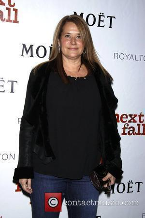 Lorraine Bracco Special VIP performance of the Broadway play 'Next Fall' hosted by producers Elton John and David Furnish at...