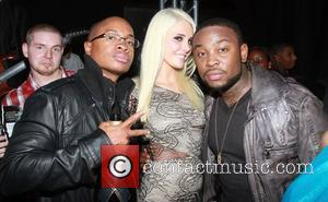 Sam Jones, Karissa Shannon, Ne-yo and Pleasure P