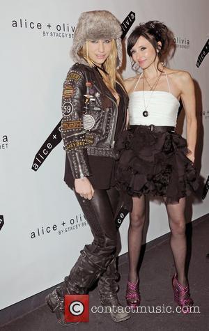 Ke$ha and Stacey Bendet  Mercedes-Benz IMG New York Fashion Week Fall 2010 - Alice + Olivia Show - Arrivals...