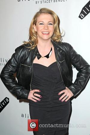 Melissa Joan Hart Mercedes-Benz IMG New York Fashion Week Fall 2010 - Alice + Olivia Show - Arrivals  New...