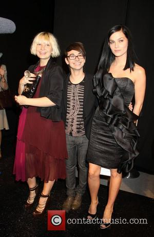 Sia, Christian Siriano and Leigh Lezark