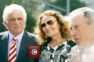 Diane Von Furstenberg, Mayor Michael Bloomberg, The Fashion and The The