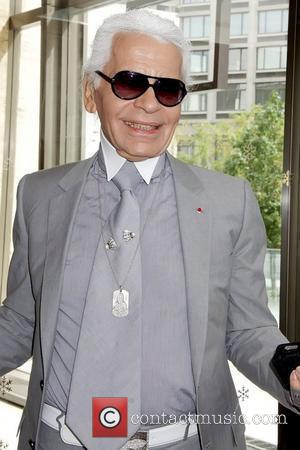 Lagerfeld Relieved After Return Of Lost Diamond Brooch