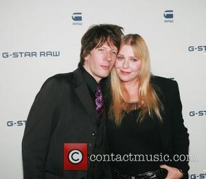 Jim Wallerstein and Bebe Buell  Mercedes-Benz IMG New York Fashion Week Spring/Summer 2011 - G-Star RAW presents NY RAW...