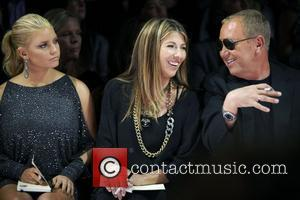 Jessica Simpson, Nina Garcia and Michael Kors Mercedes-Benz IMG New York Fashion Week Spring/Summer 2011 - Project Runway - Front...