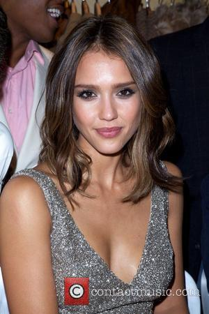 Jessica Alba and Ralph Lauren