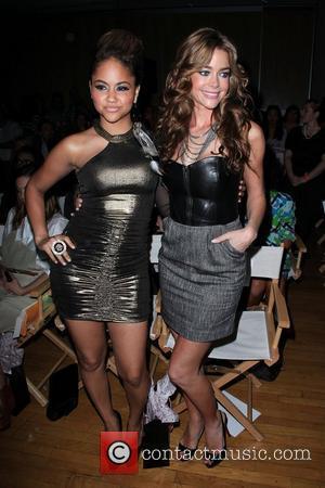 Kat Deluna and Denise Richards