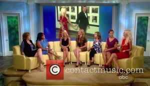 The Real Housewives of DC appear on ABC's 'The View' to promote their first season on Bravo. One of the...