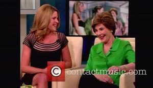 Jenna Bush and Laura Bush Former First Lady Laura Bush appears on ABC's 'The Oprah Show' to talk about her...