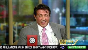 Sylvester Stallone appears on ABC's 'Good Morning America' to promote his new film 'The Expendables'. Stallone also discusses the excitment...