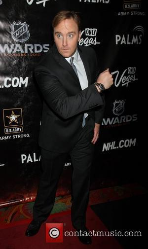 Jay Mohr 2010 NHL Awards red carpet arrivals held at The Palms Hotel Casino in Las Vegas Las Vegas, USA...