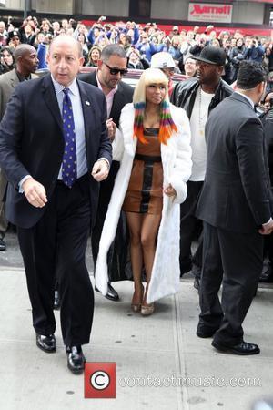 Nicki Minaj and Pink